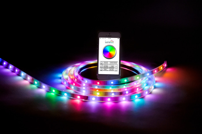 3mm Led Lights The World First Bluetooth Controlled